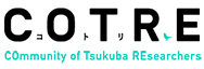 COTRE(コトリ)|COmmunity of Tsukuba REsearchers