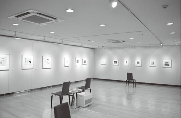図2:石井コレクション アートスペースにおける特集展示